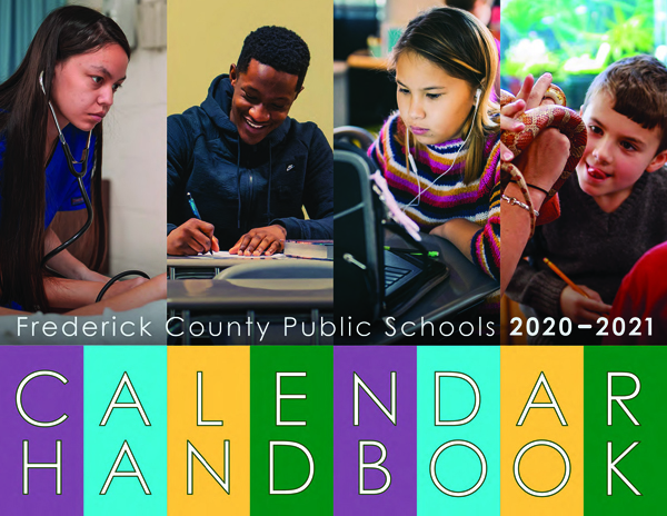 2020-21 Calendar Handbook cover