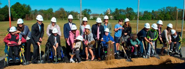 Rock Creek School Groundbreaking Ceremony