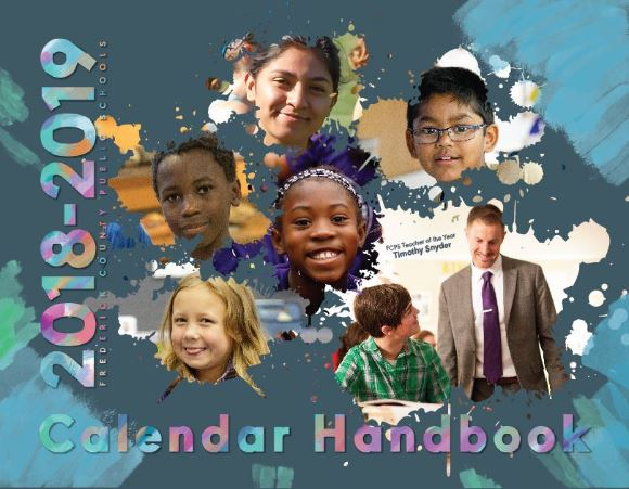 Photo of Calendar Handbook cover