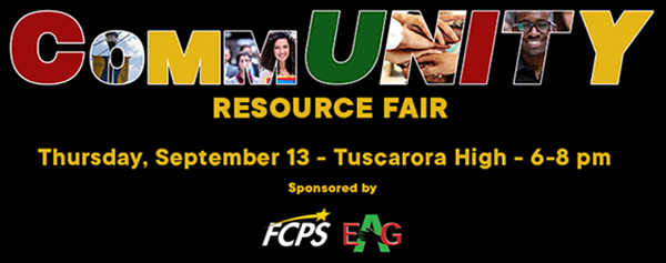 Image of Community Resource Fair Slider
