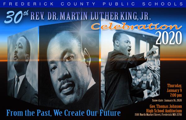 MLK Day Poster 2020