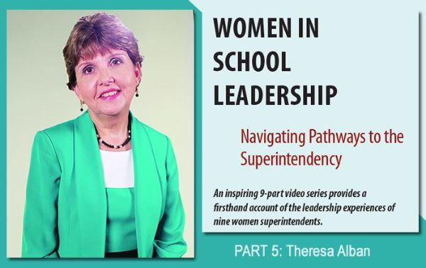 Dr. Alban's Women in School Leadership Video