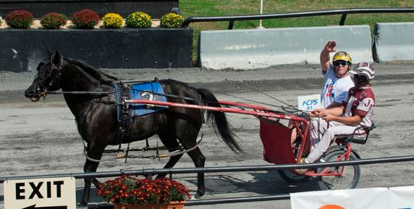 Dr. Markoe in Harness Race at The Great Frederick Fair
