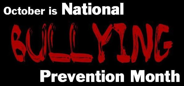National Bullying Month Logo