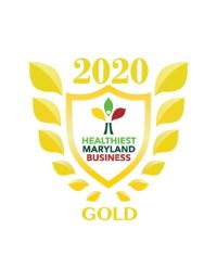2020 Healthiest Maryland Business Logo