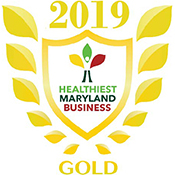 2019 Healthiest Maryland Business Logo